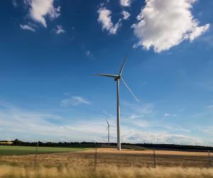 Leasing von Windrädern