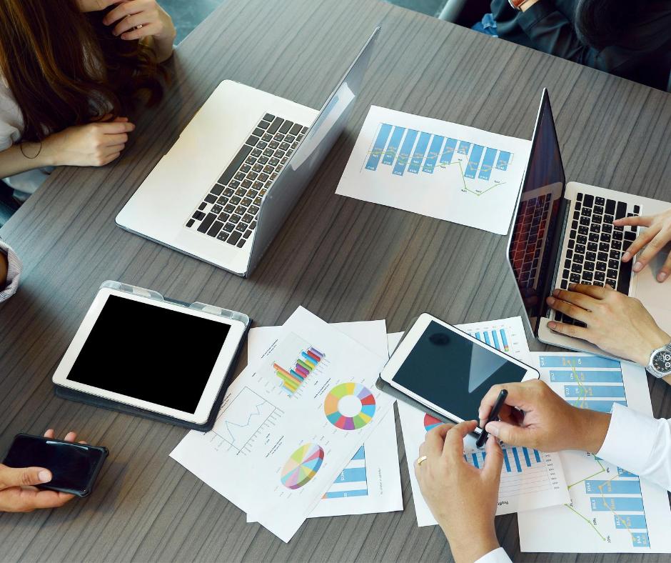 Finanzieurng der Digitalisierung am Arbeitsplatz