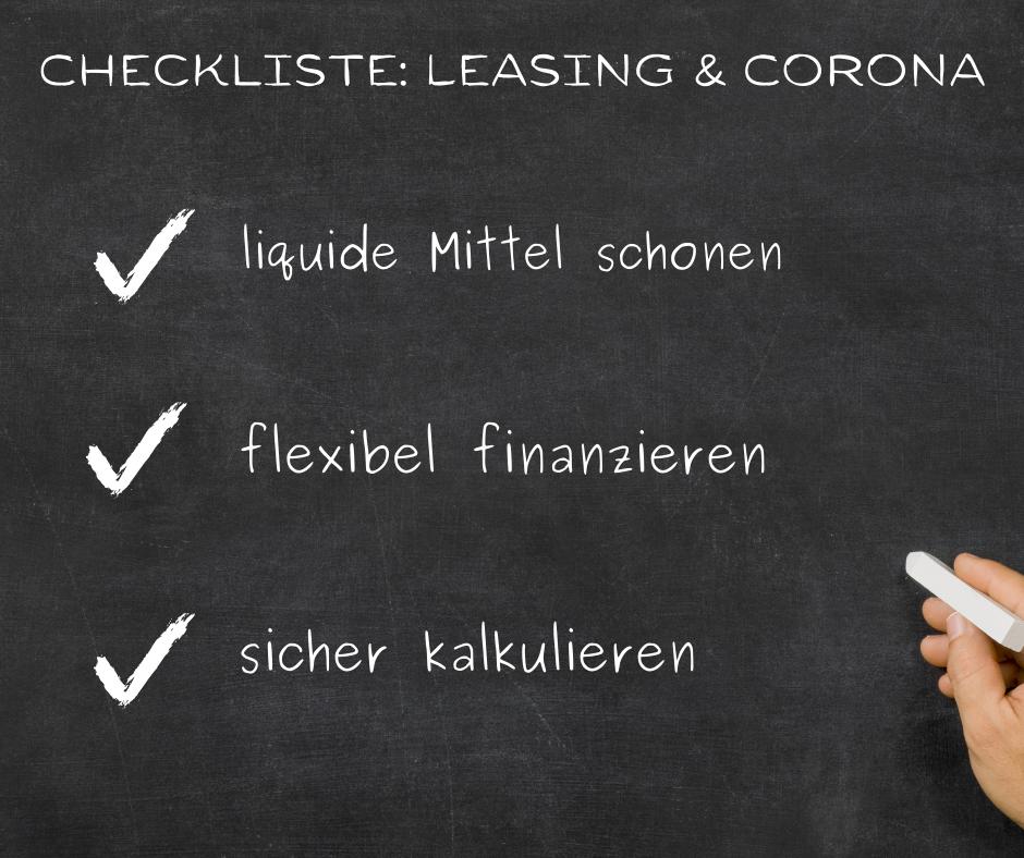 Vorteile von Leasing während Corona