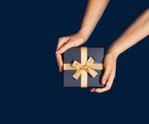 Weihnachtliche Spendenaktion